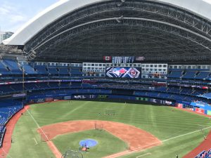 The Rogers Centre