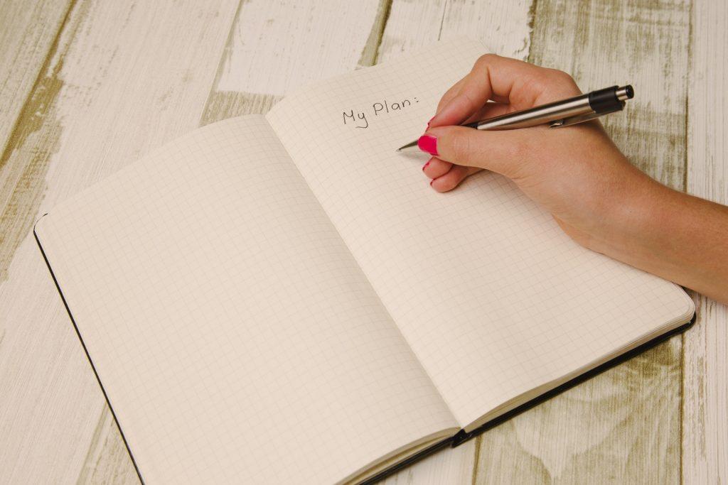 Hand Writing Note