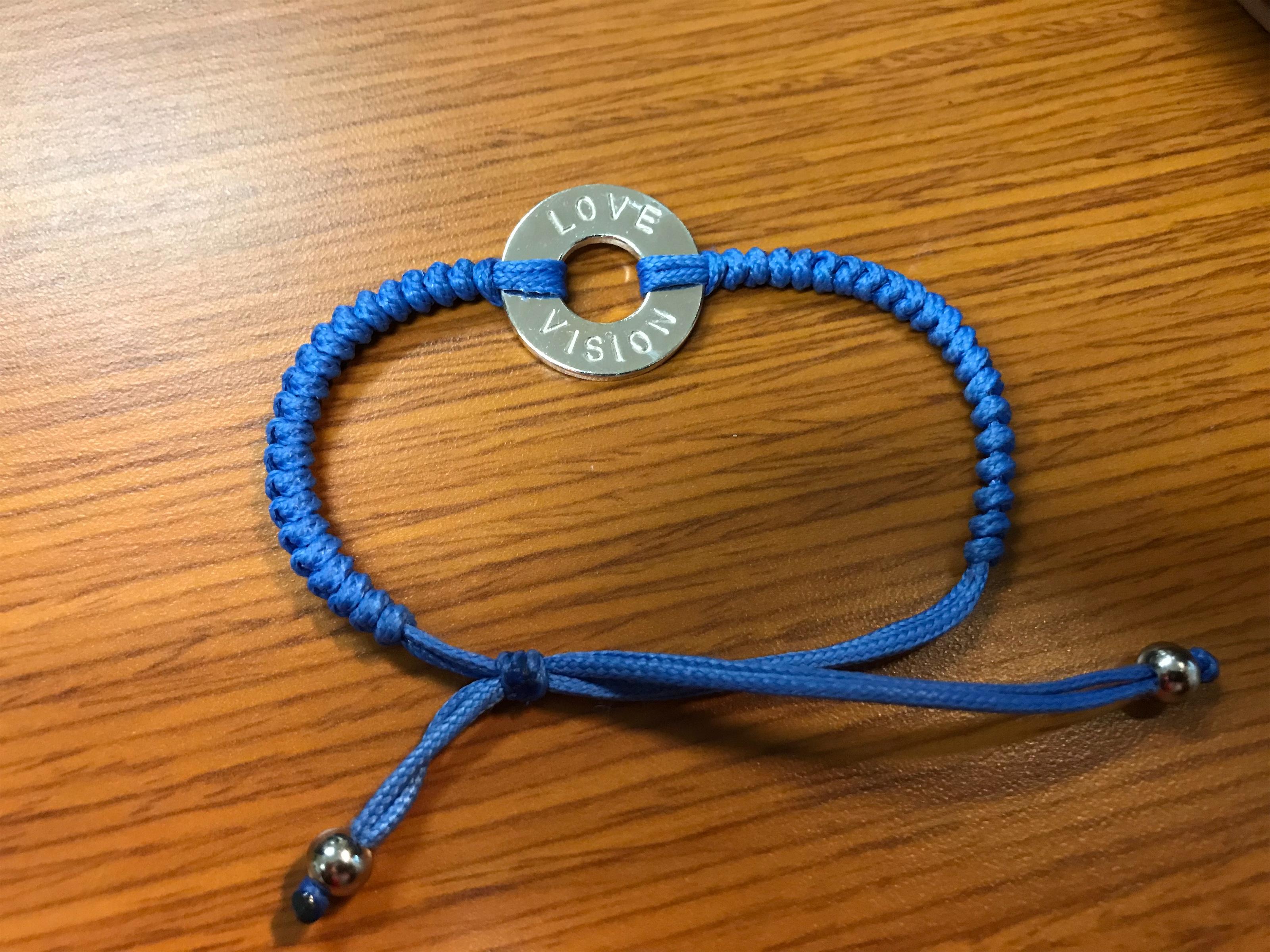 Love and Vision Bracelet