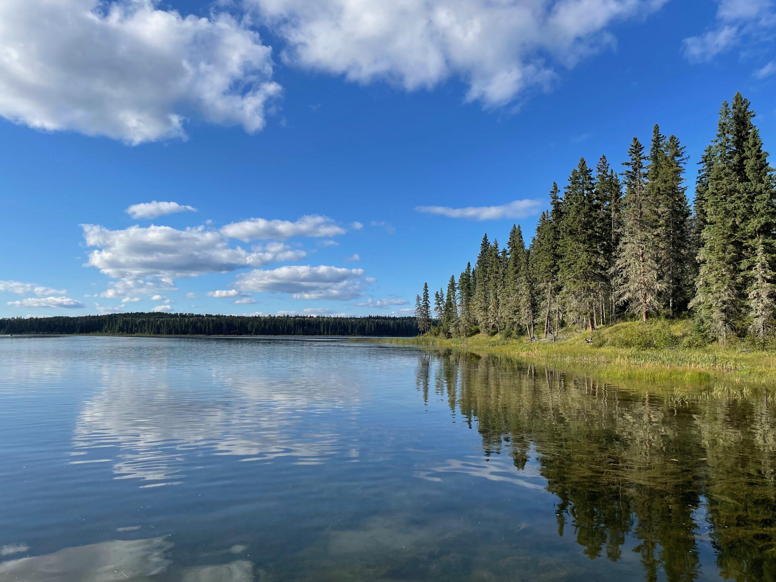 Hanging Hart Lake