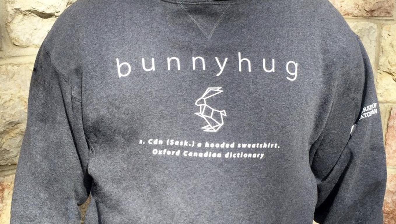 Bunnyhug sweatshirt with definition